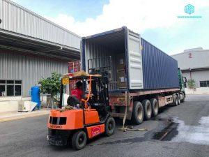 thuê xe nâng kho xưởng trọn gói