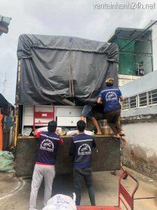 thuê xe tải chở hàng trọn gói